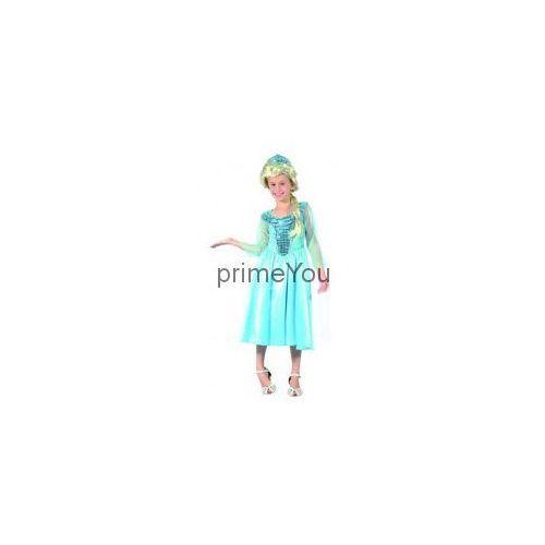 Strój dla dzieci lodowa księżniczka 110-120, marki Godan