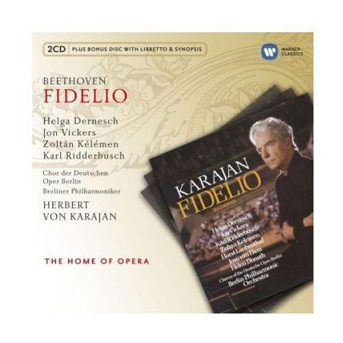 FIDELIO (2CD+CD-ROM) - Herbert von Karajan (Płyta CD), 9481722