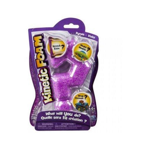 Kinetic Foam - pojedyncze opakowanie fioletowy