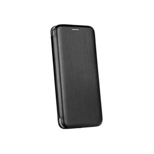 Futerał Book Magnetic Huawei P10 Lite czarny, kolor czarny
