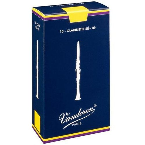 Vandoren standard 2.0 stroik do klarnetu