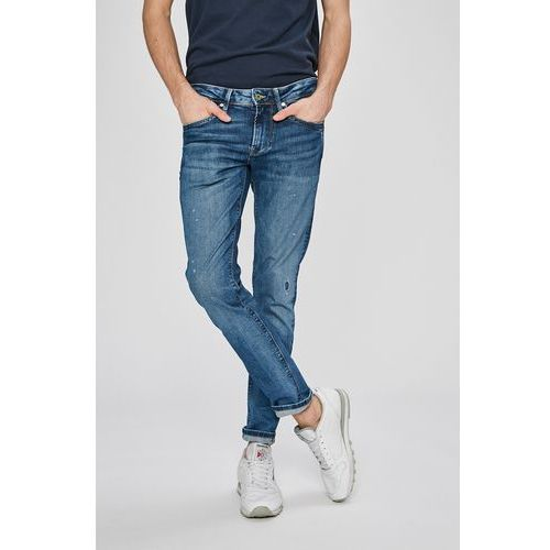 - jeansy hatch x wiser wash marki Pepe jeans