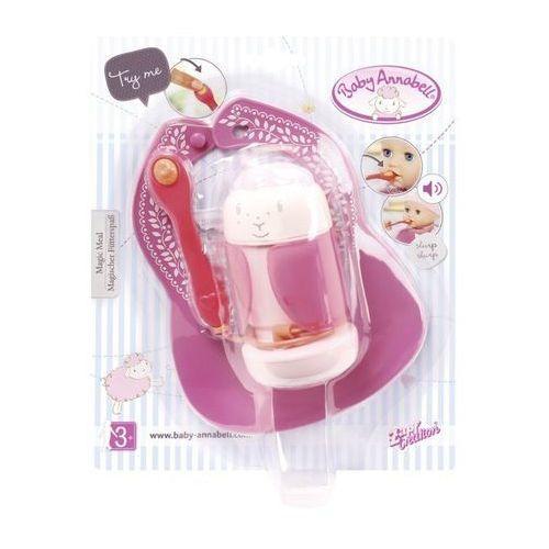 Baby Annabell Magiczny zestaw do karmienia (4001167700747)