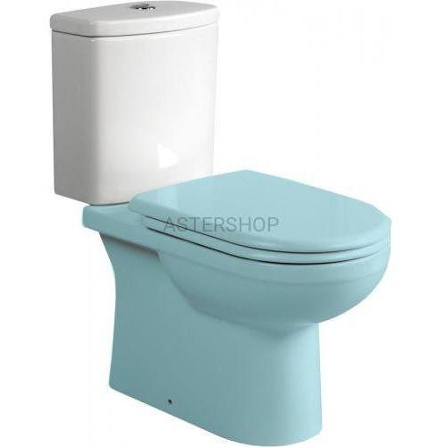 Dynasty zbiornik ceramiczny wody do wc 71113400 marki Kale