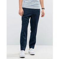 Kiomi Trouser with Zip Pockets - Navy