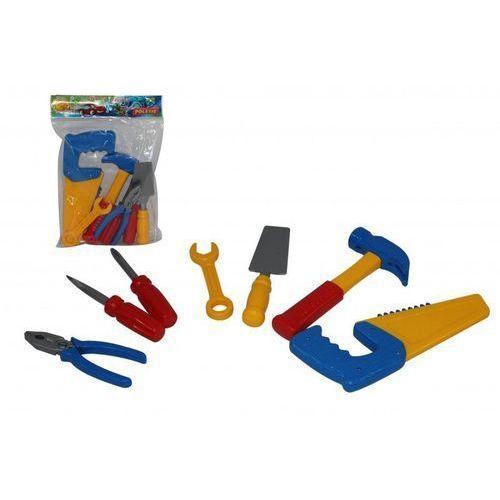 Zestaw narzędzi nr. 7 (7 elementów w siatce) marki Wader-polesie