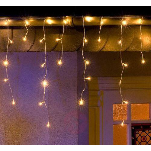Szron zasłona świetlna LED 96-punktowa biel 3m (7318307431025)