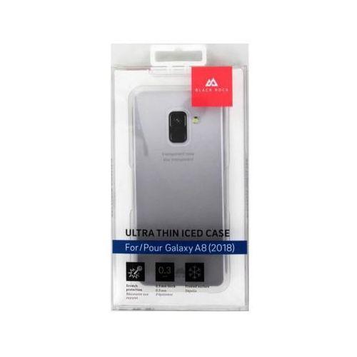 Etui BLACK ROCK Ultra Thin Iced do Samsung Galaxy A8 (2018) Biały 2070UTI01, 180857