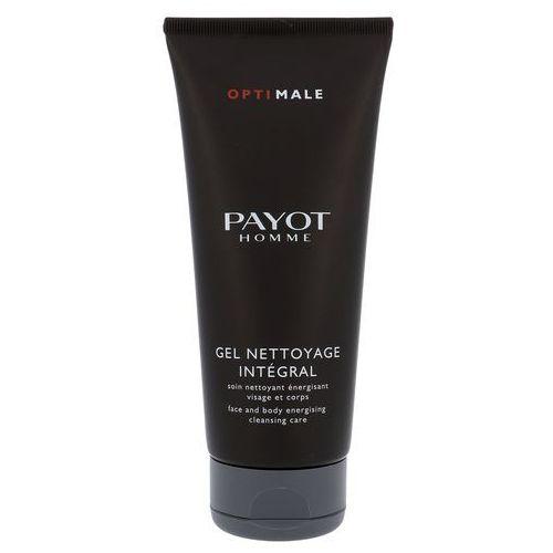 Payot homme optimale face and body cleansing care żel do ciała 200 ml dla mężczyzn