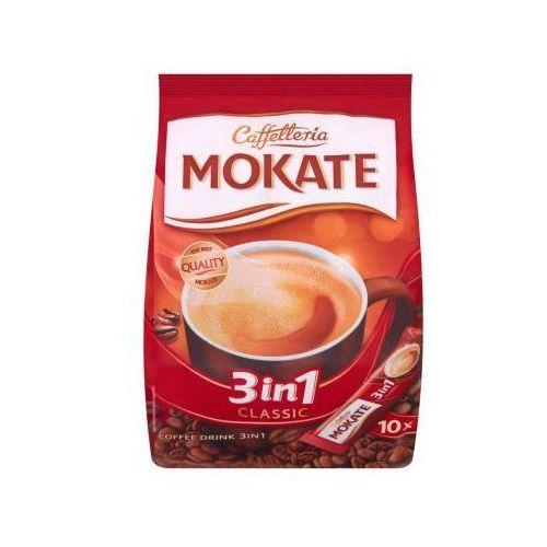 Napój kawowy rozpuszczalny Mokate Caffetteria 3in1 Classic A'10 180 g