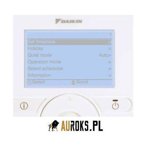 interfejs użytkownika w języku polskim do pompa ciepła serii altherma ekrubcl4 marki Daikin
