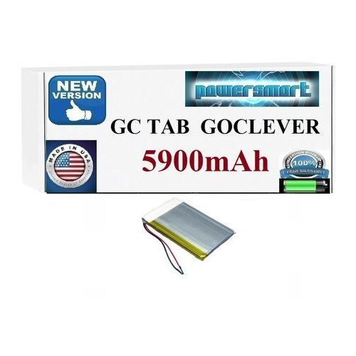 Powersmart Bateria do goclever tab 9300/a93 a104 a104,2 a93