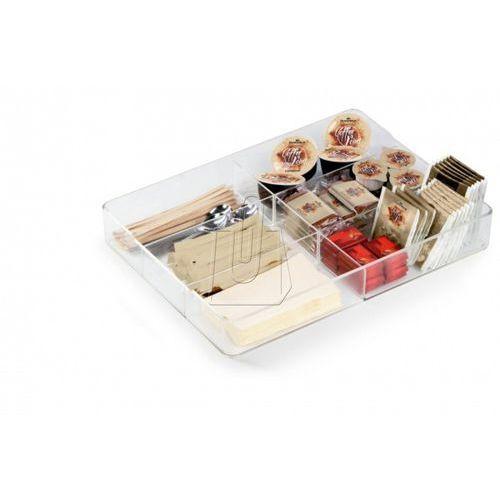Przegródki na sztućce i akcesoria kawowe Durable Coffee Point Caddy 3384-19, 88602