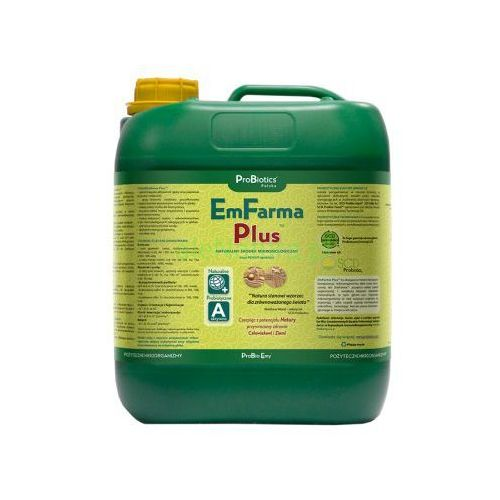 PROBIOTICS EmFarma Plus kanister 5 litrów