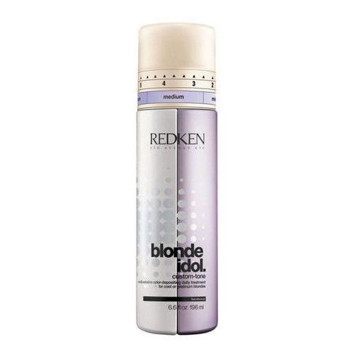 Redken  blonde idol custom tone violet conditioner 196ml w odżywka do włosów