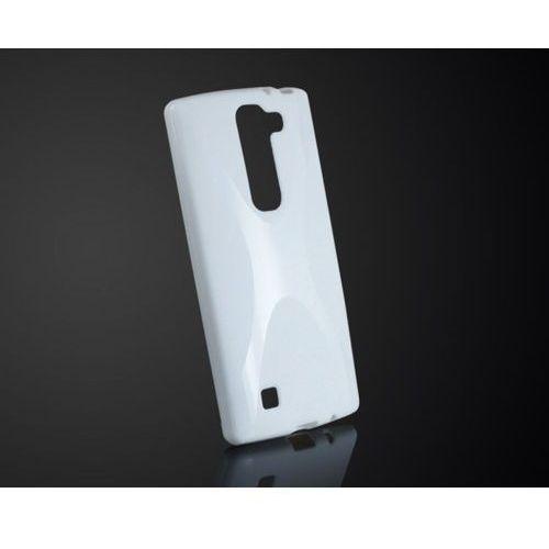 Etui X-SHAPE do Lg G4c Magna - Biały, kolor biały