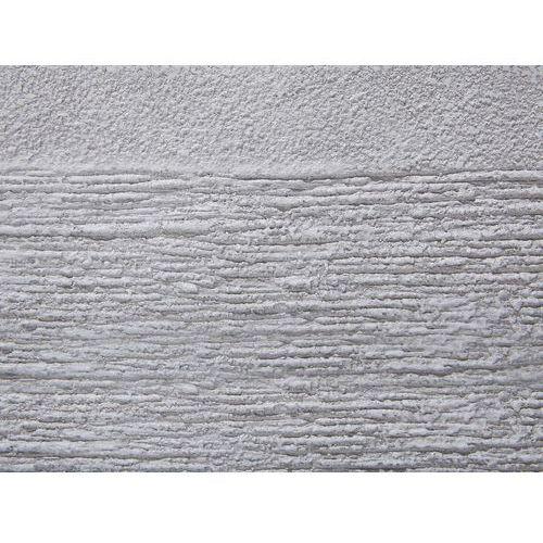 Doniczka biała kwadratowa 30 x 30 x 28 cm PAROS (4260602372608)
