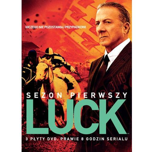 Galapagos films / warner bros. home video Luck, sezon 1 (3 dvd)