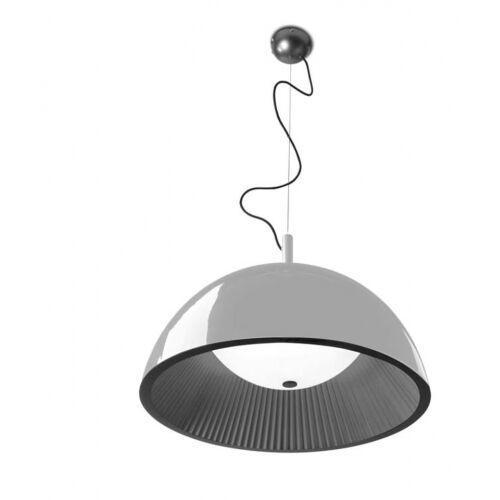 Leds-c4 umbrella lampa wisząca srebrny, biały, 3-punktowe - nowoczesny - obszar wewnętrzny - umbrella - czas dostawy: od 2-3 tygodni (8435111062838)