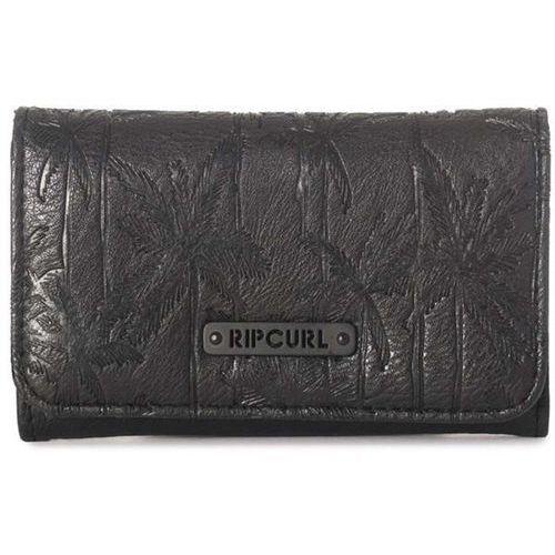 Rip curl Portfel - miami vibes mid wallet black (90) rozmiar: tu