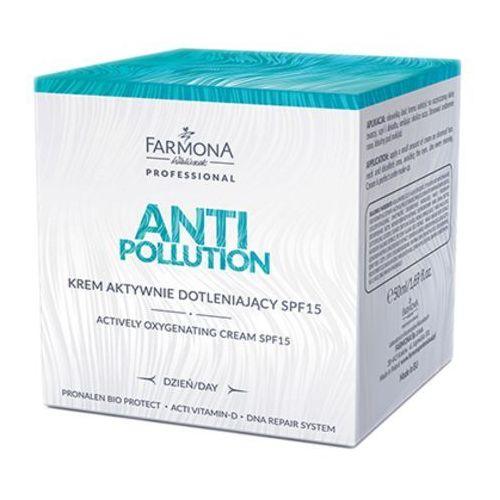Farmona ANTI POLLUTION Krem aktywnie dotleniający SPF15 (50 ml)