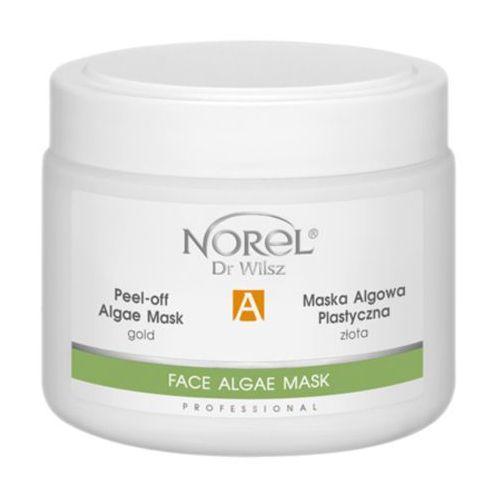peel-off algae mask gold plastyczna maska algowa złota (pn298) marki Norel (dr wilsz)