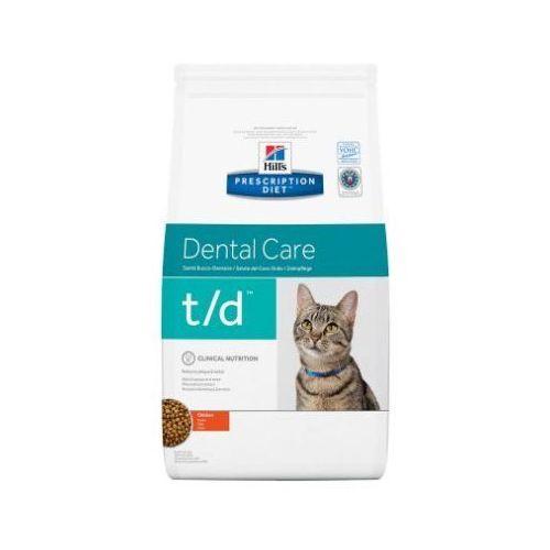Hills t/d 5 kg feline marki Hills prescription diet