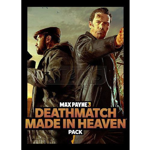 OKAZJA - Max Payne 3 Deathmatch Made in Heaven Pack (PC)