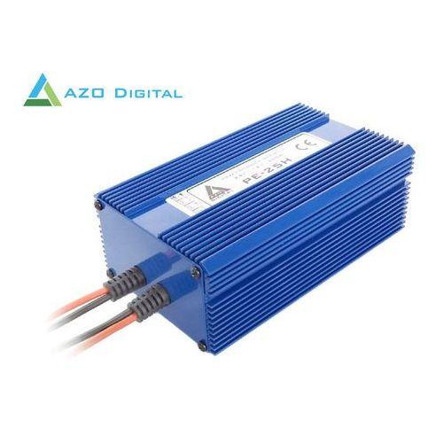 Azo digital Przetwornica napięcia 24 vdc / 13.8 vdc pe-25h 300w wodoszczelna - pełna izolacja ip67 (5905279203327)