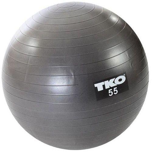 Piłka gimnastyczna 122fbp-gr-55 grafitowy marki Tko