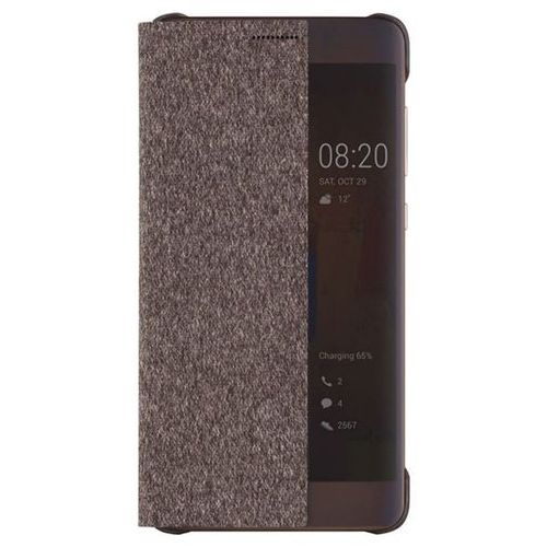 Huawei P10 Smart View Cover (brązowy), 51991887