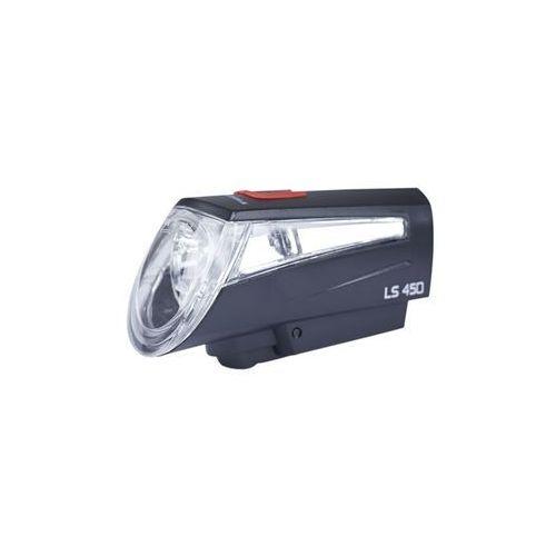 Trelock LS 450 Oświetlenie czarny 2016 Oświetlenie rowerowe - zestawy