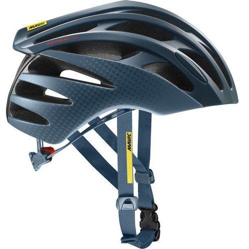 ksyrium pro kask rowerowy mężczyźni petrol l | 57-61cm 2018 kaski szosowe marki Mavic
