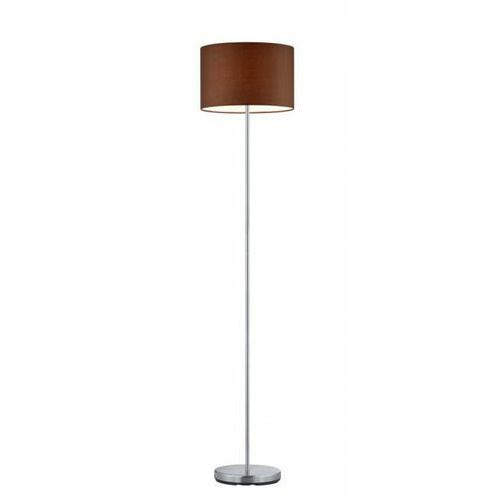Trio serie 4611 lampa stojąca nikiel matowy, 1-punktowy - nowoczesny - obszar wewnętrzny - hotel - czas dostawy: od 3-6 dni roboczych