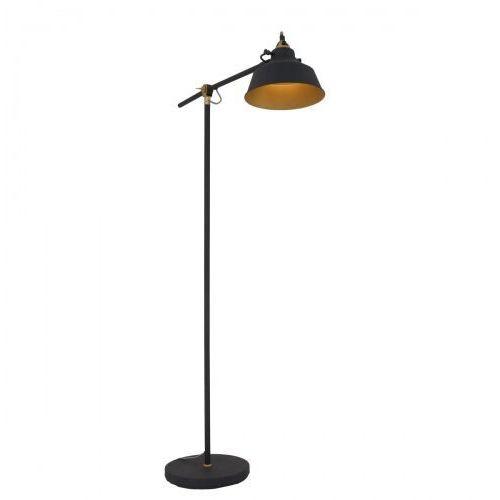mexlite lampa stojąca czarny, 1-punktowy - nowoczesny - obszar wewnętrzny - mexlite - czas dostawy: od 3-6 dni roboczych marki Steinhauer