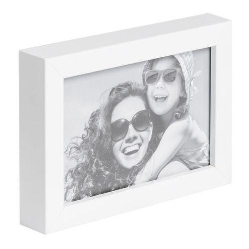 Ramka na zdjęcia Simple 10 x 15 cm biała