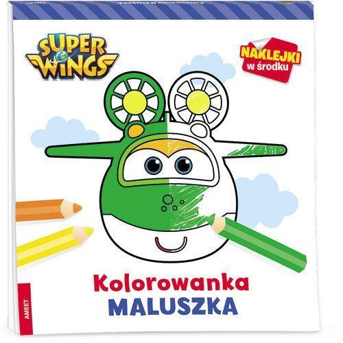Ameet Super wings kolorowanka maluszka - praca zbiorowa (9788325328948)