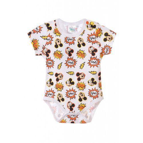 Body niemowlęce Myszka Miki 5T34AX