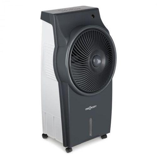 Oneconcept kingcool klimatyzator wentylator schładzacz powietrza jonizator szary (4260486157452)