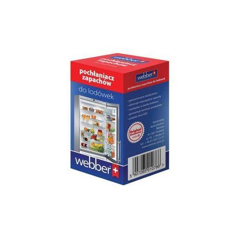 Pochłaniacz zapachów WEBBER do lodówek + Zamów z DOSTAWĄ JUTRO! z kategorii Pozostały sprzęt CB