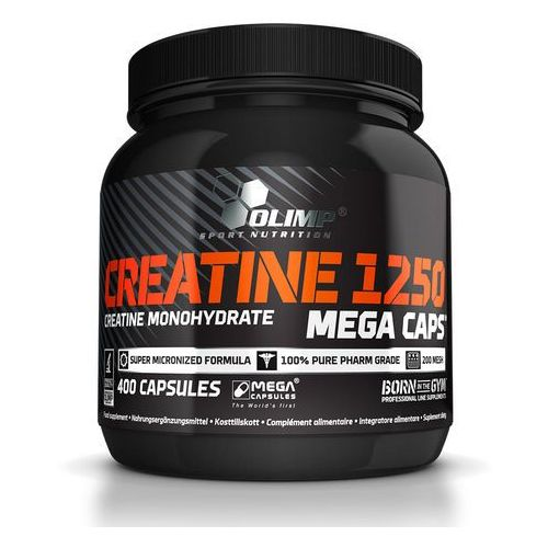 Olimp - creatine mega caps - 400 kap. (5901330023194)