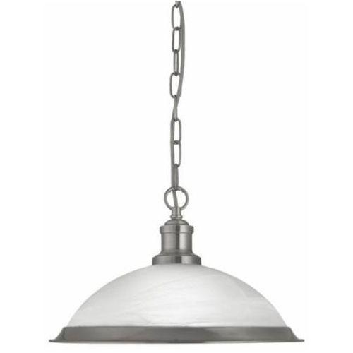 1591SS BISTRO LAMPA WISZĄCA SATYNOWA