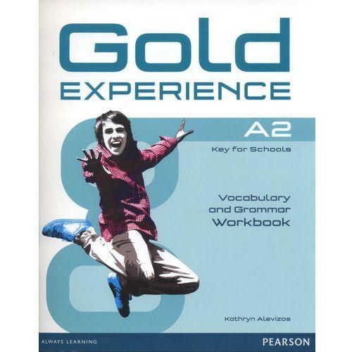 Gold Experience A2 Grammar & Vocabulary WB (63 str.)