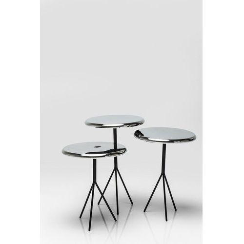 Kare design :: stolik table frisbee (zestaw trzech)