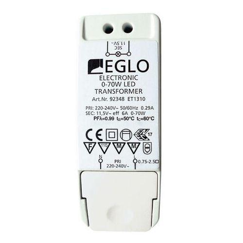 Eglo Transformator 92348 0-40w led 0-70w halogen