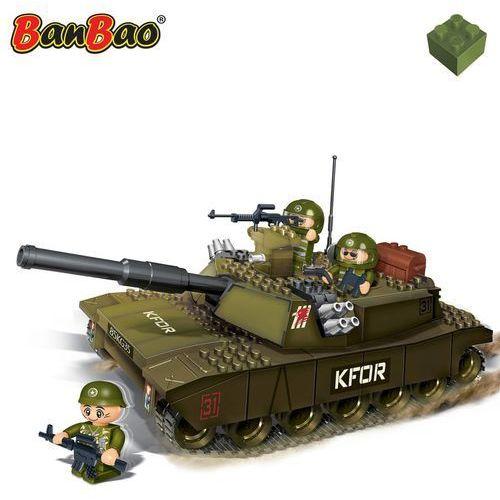 Klocki BAN BAO Armia - Czołg 120 elementów