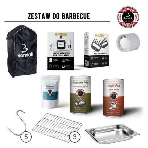 Zestaw do smokera bbq zbb-70 marki Borniak