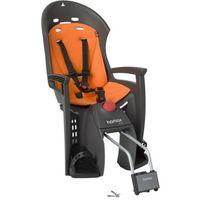 Hamax Siesta Fotelik dziecięcy szary/pomarańczowy Mocowania fotelików dziecięcych, kolor szary