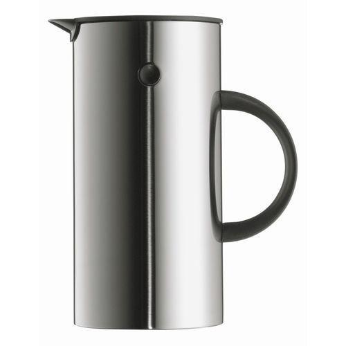 Stelton - termos 0,5 l - stalowy - srebrny