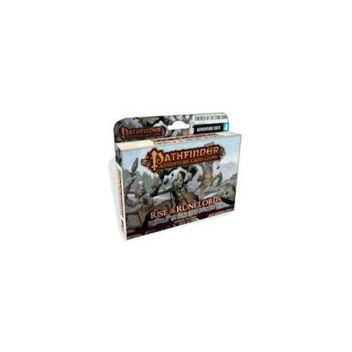 Pathfinder Adventure Card Game: Fortress of the Stone Giants (9781601255648)